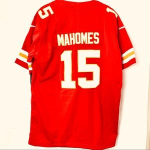 Men Kansas City Chief Patrick Mahomes NFL Jersey